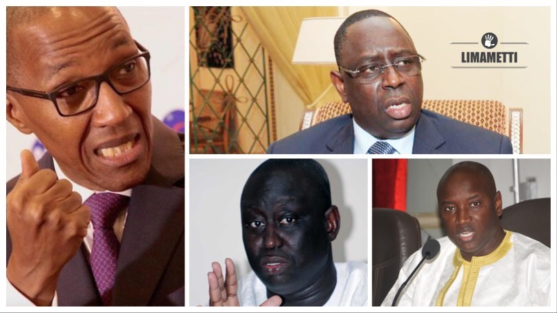 ABdoul Mbaye mouille d'avantage Aliou Sall Macky et Aly Ngouille